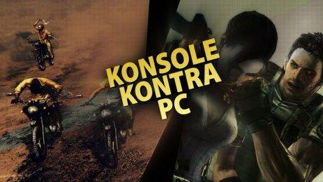 Konsole kontra PC - Resident Evil 5