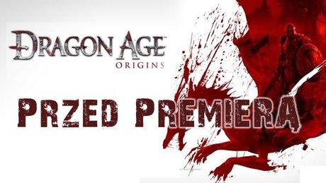 Zapowiedź Dragon Age: Początek