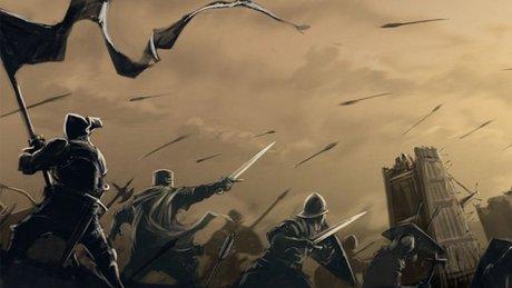 Gramy w Chivalry: Medieval Warfare