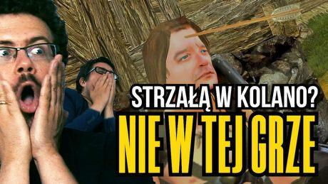 """""""Skyrim"""" za 1 euro? Zabawny RPG w """"Grach z Kosza"""""""