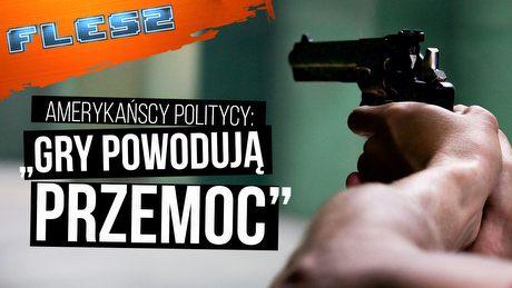 """""""Strzelaniny? Winne są gry"""" – politycy z USA. FLESZ – 6 sierpnia 2019"""