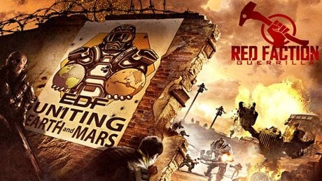 Gramy w Red Faction: Guerilla