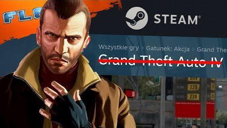 Dlaczego GTA IV zniknęło ze sprzedaży na Steam? FLESZ – 13 stycznia 2020