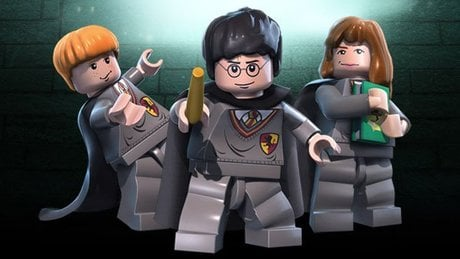 Gramy w LEGO Harry Potter