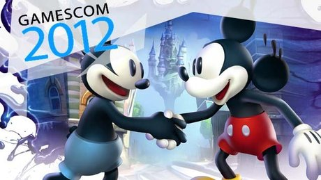 Gramy w Epic Mickey 2