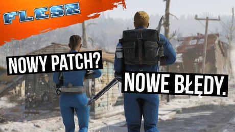 Fallout 76 popsuty… raz jeszcze? FLESZ – 18 lipca 2019