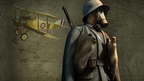 I wojna światowa w grach komputerowych i wideo