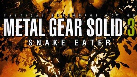 Gramy w Metal Gear Solid 3 HD