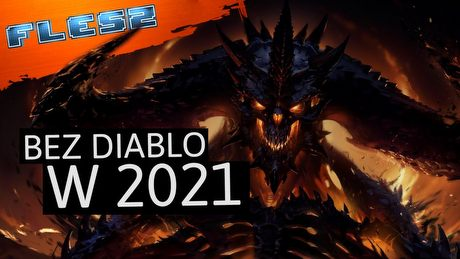 Nowe 'Diablo' dopiero w 2022 roku. FLESZ 4 sierpnia 2021