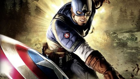Gramy w Captain America
