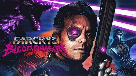 Gramy w Far Cry 3: Blood Dragon