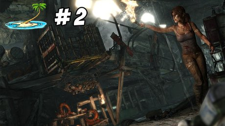 Wyspa Przetrwania #2 - Rozwijamy skrzydła. Tomb Raider.
