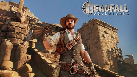 Gramy w Deadfall Adventures