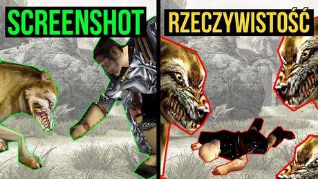 Jak screenshoty oszukują graczy