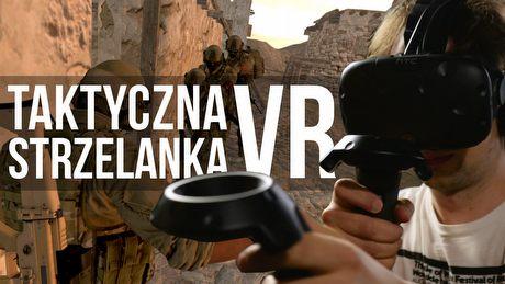 Taktyczna strzelanka VR, która przekonała sceptyka – zaskoczenie Onward