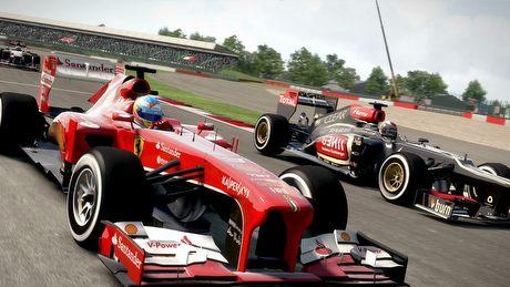 Gramy w F1 2013