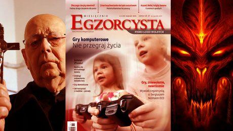 Egzorcysta straszy grami – czego dowiecie się o grach z tego czasopisma?