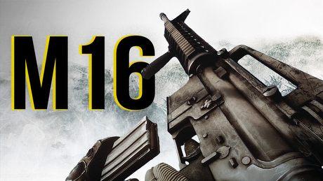 M16 - wielki konkurent AK-47 w grach wideo