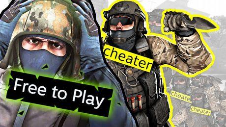 Jak darmowy CS GO przegrał z cheaterami