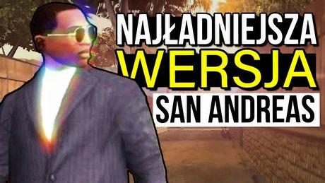 Tak wyglądała najlepsza wersja San Andreas