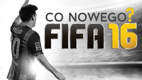 Co się zmieni w FIFA 16? Wideozapowiedź tuż przed premierą