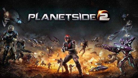 Gramy w Planetside 2 - FPS na wielką skalę!