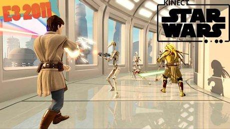 E3: Star Wars Kinect  - OMG ALE SŁABE!