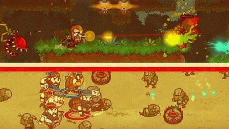 Badass Hero i Die for Valhalla - polskie gry typu roguelite na targach gamescom 2016