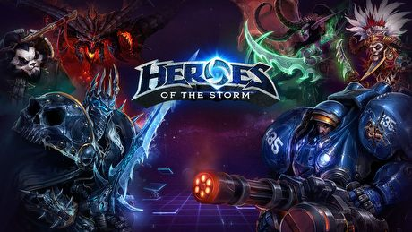 Heroes of the Storm - nowa MOBA od Blizzarda