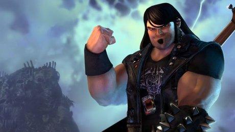 Gramy w Brutal Legend - E3