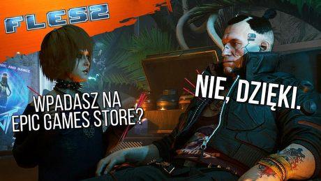 Cyberpunk 2077 nie podzieli losu Metro Exodus. FLESZ – 11 lutego 2019
