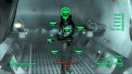 Gramy w Fallout 3: Mothership Zeta