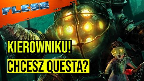 Bioshock 4 z otwartym światem? FLESZ - 10 grudnia 2020.