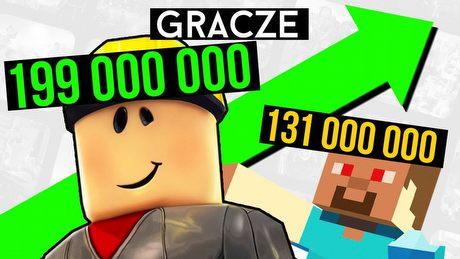 Jak Roblox stał się większy od Minecrafta