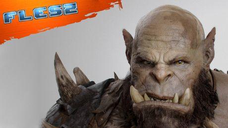 Orgrim Doomhammer jak żywy – wieści o filmie Warcraft. FLESZ – 20 maja 2015