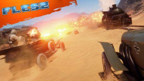 GeForce GTX 1060 rekomendowany w Battlefield 1. FLESZ – 21 września 2016