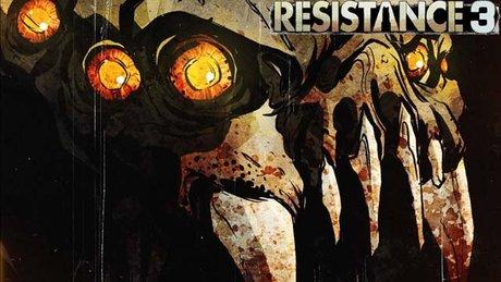 Wielki maszkaron w Resistance 3