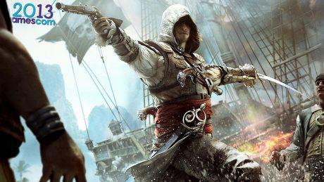 Assassin's Creed IV: ekscytacja otwartym światem - gamescom 2013