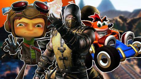 Nowy Mortal Kombat, CS:GO jako darmowe Battle Royale! FLESZ – 7 grudnia 2018