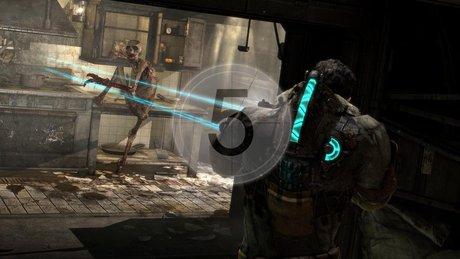 Dead Space 3 w 5 sekund