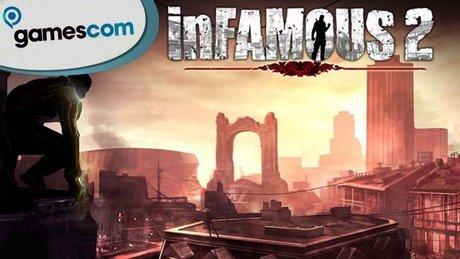 Gramy w InFamous 2