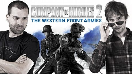 Company of Heroes 2 – Łosiu i T-Bone w szeregach Armii Frontu Zachodniego