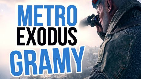 Słowiańskie postapo ze świetną grafiką - gramy w Metro Exodus