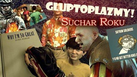 Glutoplazmy 2012 - Suchar roku