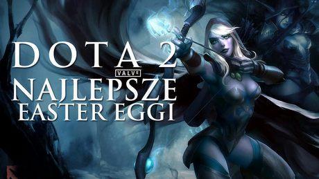 Najlepsze easter eggi z gry Dota 2 - ukryte dowcipy i odniesienia