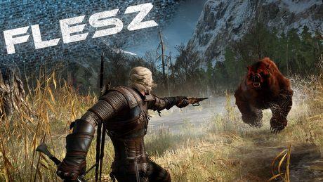 FLESZ – 17 lipca 2014 – Geralt i jego nowa kusza