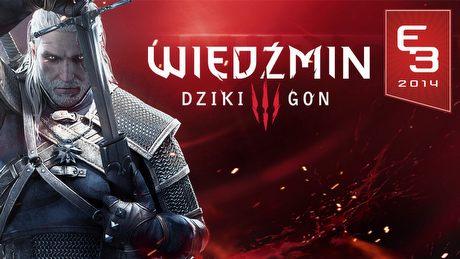 E3 2014: Widzieliśmy w akcji Wiedźmina 3! Co nowego w polskim hicie?
