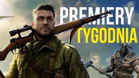 Sniper Elite 4 walczy For Honor – PREMIERY TYGODNIA