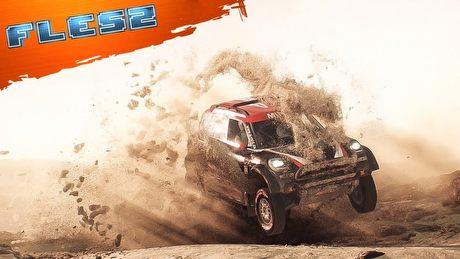 Dakar 18 – gra rajdowa z olbrzymim światem. FLESZ – 4 lipca 2018