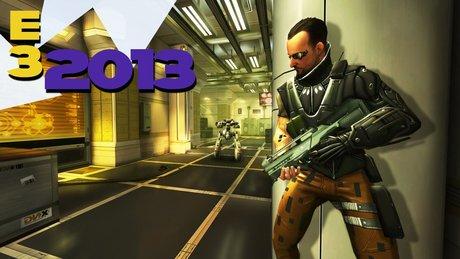 E3: Gramy w Deus Ex: The Fall